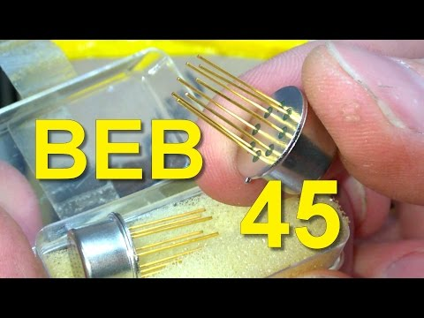 BEB #45: MAILBAG & the best Capacitor in the WORLD?