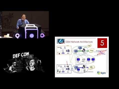 DEF CON 23 - Omer Coskun - Why Nation-State malwares target Telco Networks