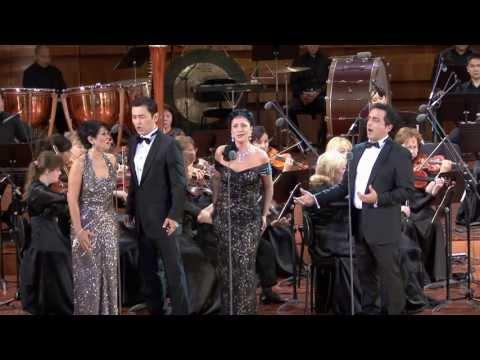 Tatyana VITSINSKAYA - THE WORLD OPERA STARS - G.VERDI - Quartet RIGOLETTO - OPERALIA