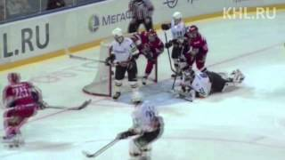 Daily KHL Update - Oct. 27, 2012