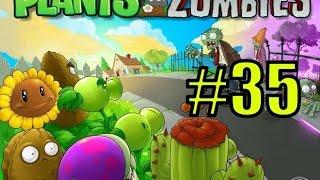 Смотреть растения против зомби #35