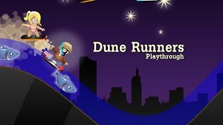 Dune Runners - flash game