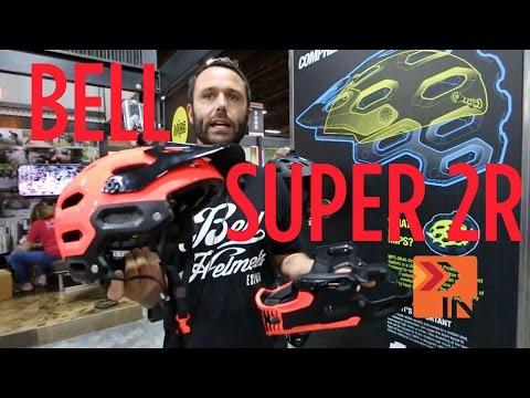 Bell Super 2R Helmet – Bike Insiders – Bell Super 2R Bicycle Helmet