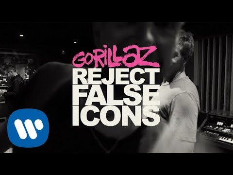 Tony Mott - Gorillaz Documentary; Reject False Icons