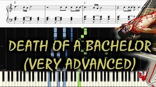 DEATH OF A BACHELOR 🎹 PANIC! AT THE DISCO 🎹 ULTIMATE PIANO MEDLEY