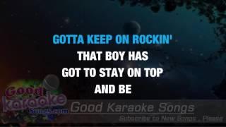 Juke Box Hero - Foreigner (Lyrics Karaoke) [ goodkaraokesongs.com ]