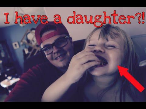 I HAVE A CRAZY SECRET/SURPRISE! MEET MY DAUGHTER! :)