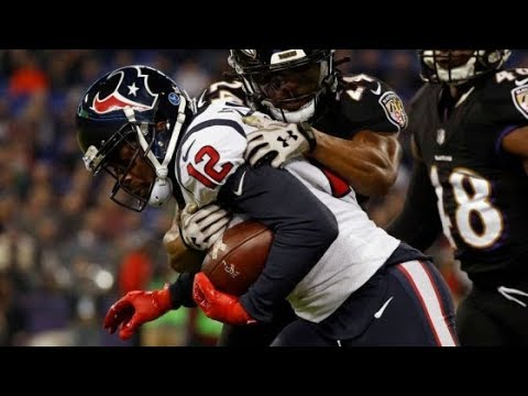 "Bruce Ellington    ""Big Fish"" ᴴᴰ    Houston Texans FA (Re-)Signing 2018 Career Highlights"