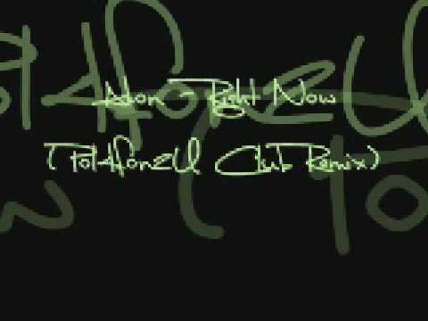 Akon - Right Now (Pol4fon2U Club Remix)