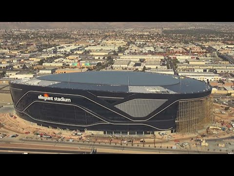 Las Vegas Stadium Authority, Raiders Allegiant Stadium, Meeting Livestream For September 17 2020