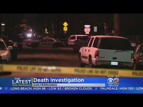 Man Found Dead At San Fernando Home