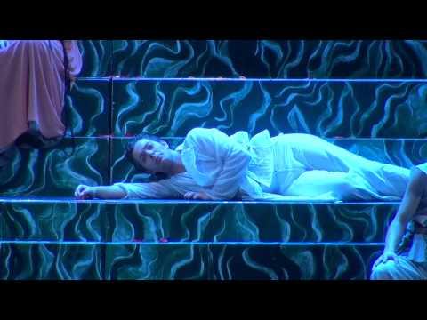 """C. Monteverdi L""""Orfeo, (Orfej), Academy of music, Ljubljana, 15.01.2013, I., II., and III. act"""