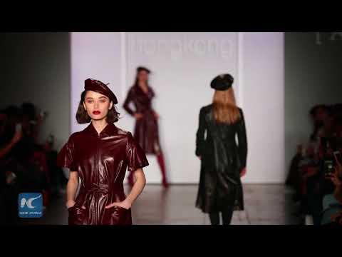 Hong Kong design hits runway at New York Fashion Week