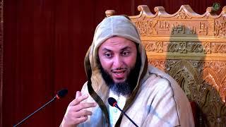 أدب فقهي عظيم في مسألة السجود في سورة النجم ... الشيخ سعيد الكملي