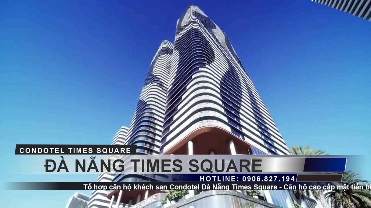 Dự án Đà Nẵng Times Square – Căn hộ Cao Cấp Condotel Times Square Đà Nẵng