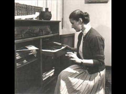 Johanna Martzy Bach Chaconne from Partita #2 Part I