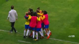 Seleção Brasileira Feminina: confira os gols de Brasil 3x0 Argentina na Copa América