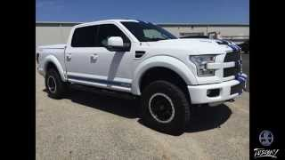 red_roush_raptor-1 Tag Motorsports Ford F150 Svt Raptor Is Supercharged Super Red
