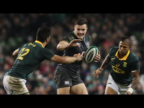 Jacob Stockdale The Future Of The Green Jersey!