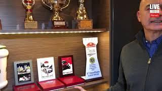 Ο Έλληνας Νίκος Παυλίδης στο 88o Rally Monte Carlo