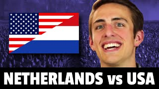 Baixar American REACTS to Dutch Lifestyle | The Netherlands Is Amazing