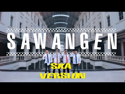 SAWANGEN - SKA 86 ( COVER VIDEO PARODI ) SKA REGGAE VERSION