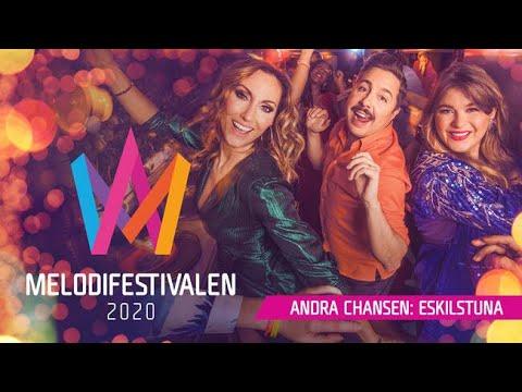 Melodifestivalen 2020 Andra