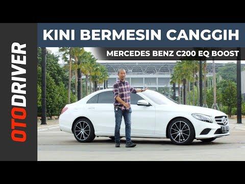Mercedes Benz C200 2019 Review Indonesia   OtoDriver