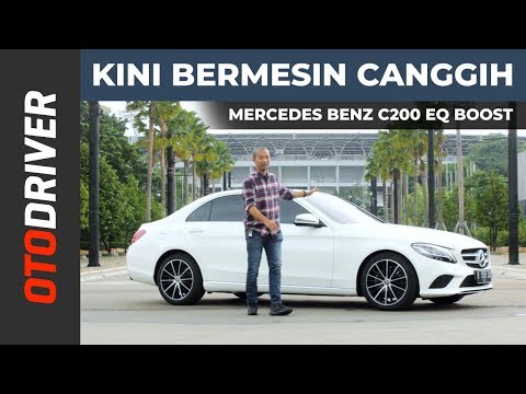 Mercedes Benz C 200 EQ Boost 2019 Review Indonesia | OtoDriver