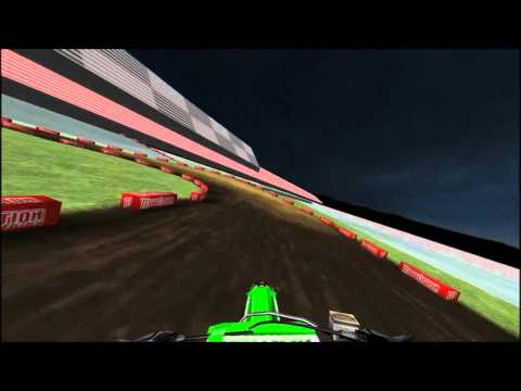 2011 Daytona Supercross Track Lap