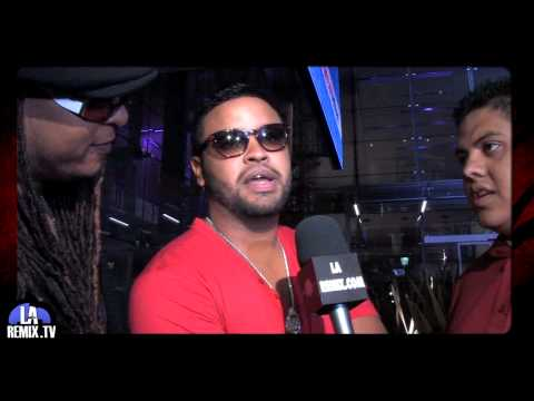 Zion y Lennox Interview for Laremix.tv at Calibash 2010