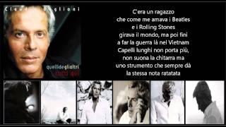 CLAUDIO BAGLIONI - C