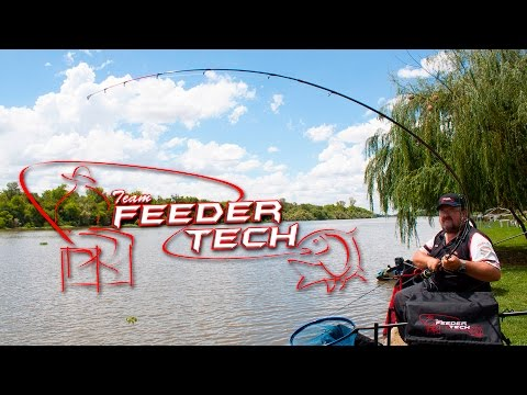 Feeder Tech Team Fishing On The Vaal River - Part I.