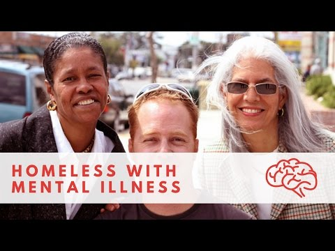 Homeless with Mental Illness