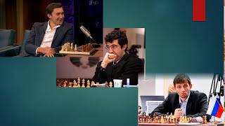 Турнир претендентов по шахматам 2018