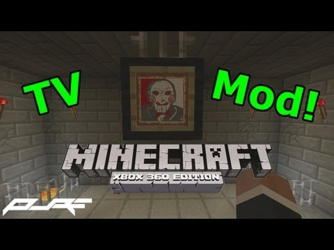 how to get mods on minecraft xbox 360 edition
