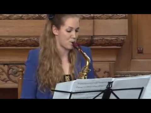 SaxYon - Marijke Schroer (sax) en Ellen Zijm