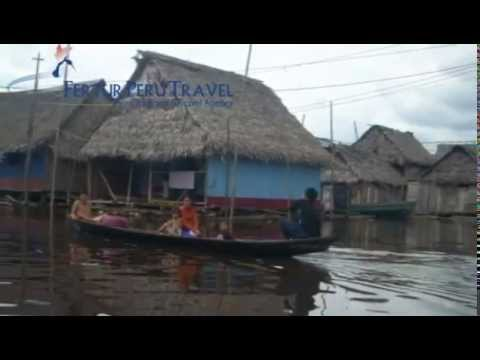 Visit the floating neighborhood of Belen - Iquitos Tours