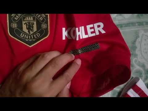 reputable site 616c9 315fa DHgate Jersey opening - Manchester United Home Shirt 19/20