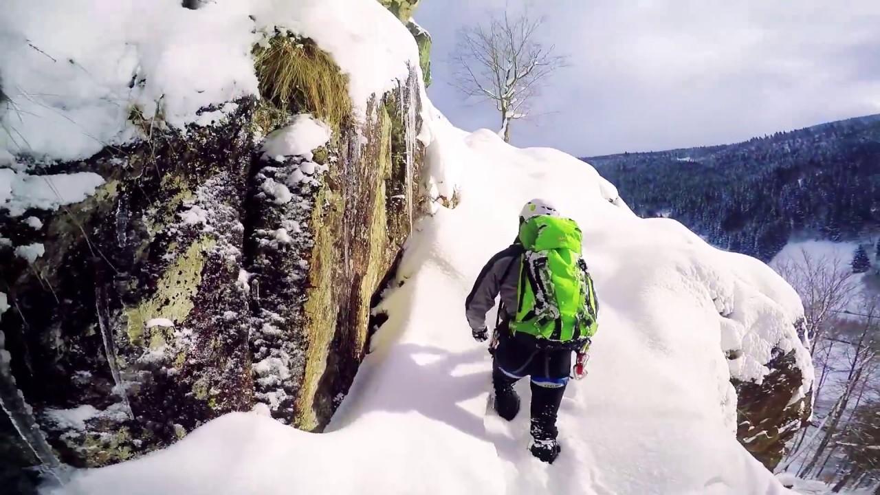 Klettersteig Todtnau : Todtnau klettersteig youtube