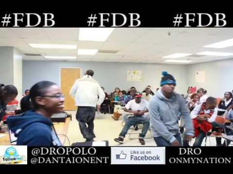 YOUNG DRO #FDB SINGLEGRAND HUSTLE LISTENING SESSION @ CLARK ATLANTA UNIVERSITY