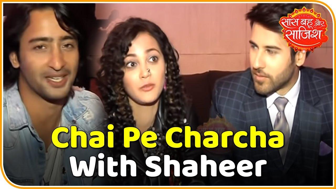 Chai Pe Charcha With Shaheer Sheikh And Other Stars Of Yeh Rishtey Hain  Pyar Ke