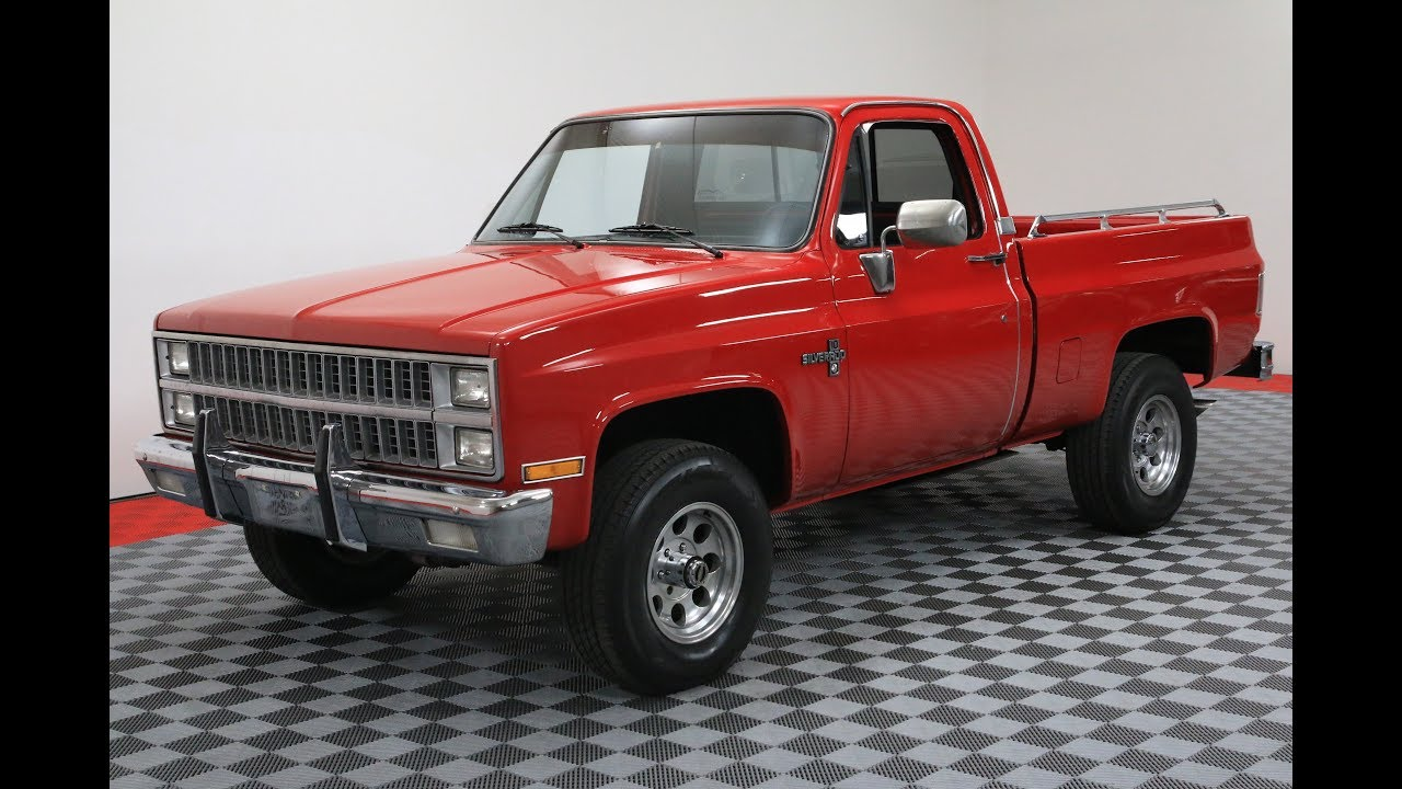 small resolution of 1982 chevrolet k10