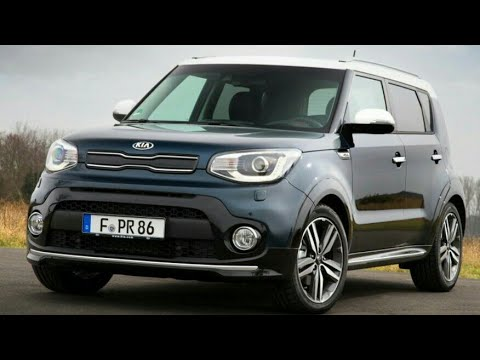 2019 Kia Soul Turbo Awd Suv Review Youtube