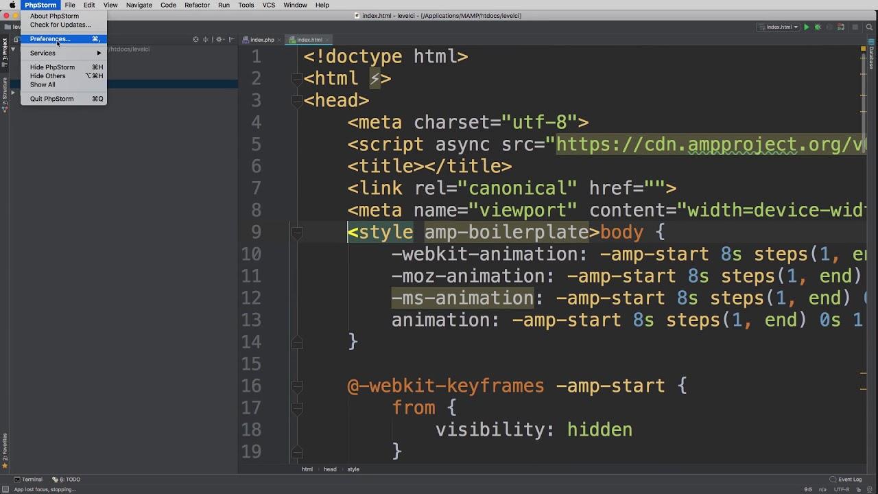 Amazing Html Doctype Template Photos - Professional Resume Example ...