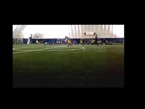 Reuben Kingsley - Under 9 - Soccer highlights March and April 2013