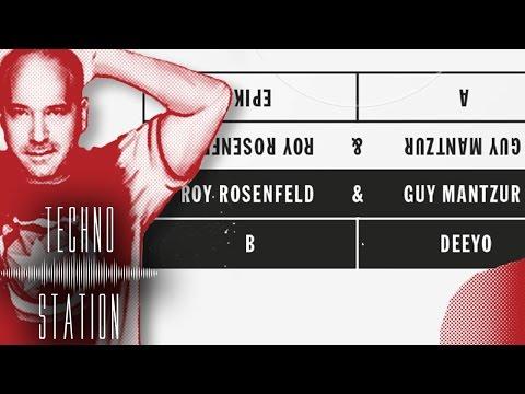 Guy Mantzur & Roy Rosenfeld - Epika