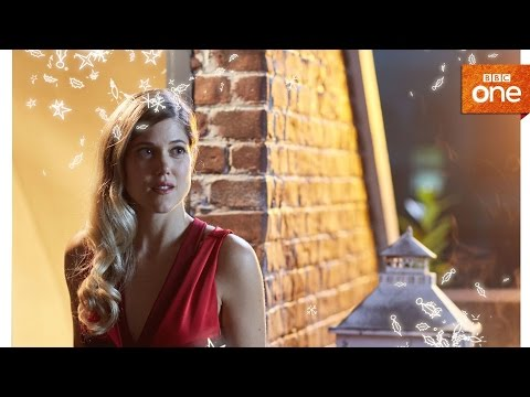 Charity Wakefield's best Christmas ever  Doctor Who Christmas Special 2016  BBC One