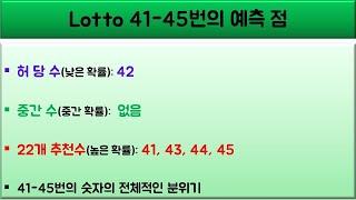 로또 946회 예측점 방송(지난 주 점사 로또번호 4개…