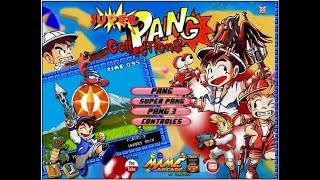Super Pang/Buster Bros Collection (PS1)
